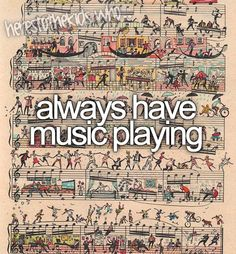 Heres to the kids who always have music playing. That's so me Music Love, Music Is Life, My Music, Music Lyrics, Music Quotes, The Wombats, All That Matters, Literally Me, Just Girly Things