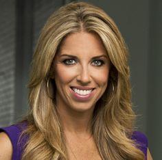 Celebrity Drive: ESPN Anchor Sara Walsh Photo & Image Gallery