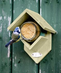 ® Best for Birds Feeder + Peanut Butter