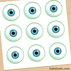 Ojos de monsters-inc