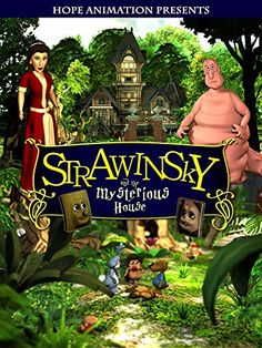 Strawinsky and the mysterious house -- You can find more details by visiting the image link.Note:It is affiliate link to Amazon.