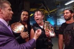 The Shield and the Boss