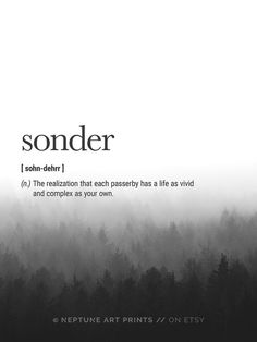 Sonder Definition Printable, Definition Print, Word Definition Wall Art, Definition Decor, In… - therezepte sites The Words, Fancy Words, Weird Words, Pretty Words, Beautiful Words, Cool Words, Best Words, Amazing Words, Art With Words