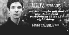 why we love merlin- didn't really teach me it, but helps to reinforce it