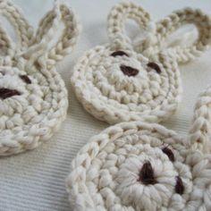 Crochet Bunnies!.