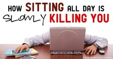 Evidence shows that prolonged sitting can be detrimental to your health, as it actively promotes chronic diseases, including type 2 diabetes.