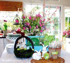 Easter Tablescape & Celebration