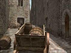 El call de Girona al s. XIV