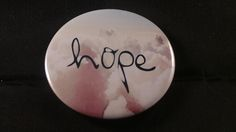 Hope Button Badge -RM3.50