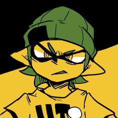 「【スプラトゥーン】緑チームシリーズ~ツイッターまとめ~」/「NANA」の漫画 [pixiv] #Inkling