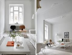 La maison d'Anna G.: Moving in: Kungsgatan