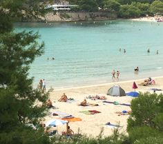Menorca beach_Luxury Yoga Retreats in Spain - Yoga Escapes  www.yoga-escapes.com