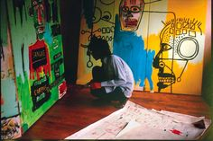 Jean-Michel Basquiat: From Street to Studio. | A Marvelous Touch
