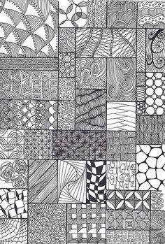 Оригинальная роспись обуви в технике дудлинг. pattern swatch