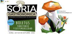 Soria, capital de la micología en octubre | Hit Cooking October 25, Events