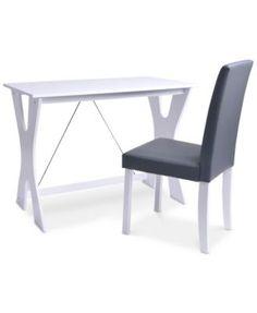 Bermond Desk & Chair, Direct Ship