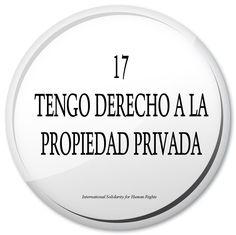 17. tengo derecho a la propiedad privada