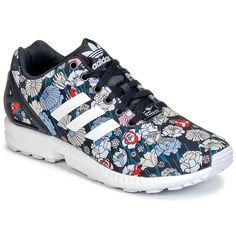 stijlvolle adidas zx flux w dames sneakers (Multi) Adidas Originals Zx Flux, Adidas Superstar, Kanye West, Kim Kardashian, Baskets Adidas, Adidas Zx Flux, Adidas Sneakers, Footwear, The Originals