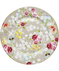PIP STUDIO  KHAKI CHARGER PLATE, PIP STUDIO    £32.50    DETAILSDELIVERY & RETURNS  Khaki Charger plate from the PiP Studio collection.     Large khaki plate with delicate flower and bow print designed to be used as a charger plate - a decorative service plate to dress the dinner table.   DIMENSIONS  Diameter: 32cm