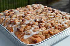 Butter Pecan Crumb Cake