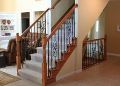 Best 7 Best Railing In Dr Images Indoor Railing Banisters 400 x 300