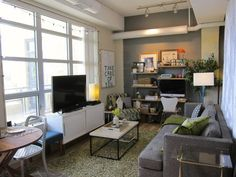 Karilynn's Separated Studio — Small Cool Contest