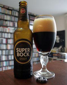 Super Bock Stout - Portugal