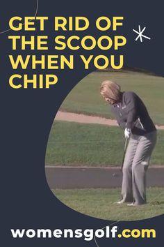 Chipping Tips, Golf Chipping, Girls Golf, Ladies Golf, Golf Score, Presents For Teachers, Golf Instruction, Golf Training