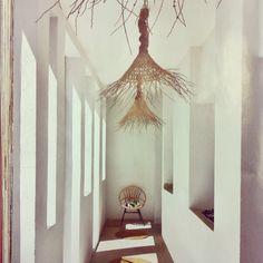 Suspension/Ceiling LaMP by Rock the Kasbah.... On LaMaisonPernoise.com
