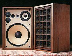 Vintage audio AKAI SW-170