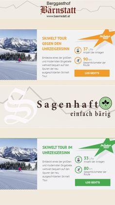 ntdecken Sie eines der größtes und modernsten Skigebiete weltweit bequem und auf den beschilderten Spuren der SkiWelt Wilder Kaiser Brixental TOUR. Die SkiWelt Tour können Sie im Uhrzeigersinn (grüne Markierung) und gegen den Uhrzeigersinn (orange Markierung) fahren. Sie können in jedem Ort der gesamten SkiWelt Wilder Kaiser Brixental zusteigen und aussteigen. Mit 21 Talabfahrten bietet die SkiWelt soviele wie kein anderes Skigebiet. #echtbärig🐻 #berggasthausbaernstatt🐻 #skiwelt Wilder Kaiser, Tours, Ski Resorts, Winter Vacations, Places, World