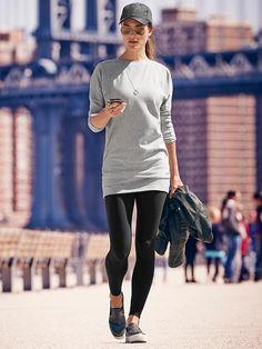 Salinas Sweatshirt Dress Product Image