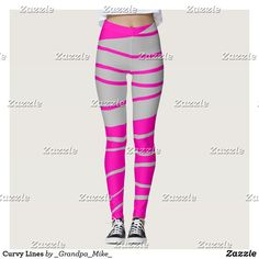 Curvy Lines Leggings