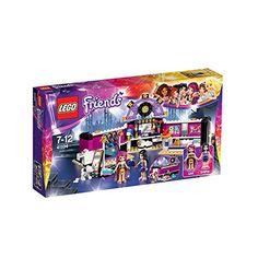 2 lego friends 41104 jeu de construction la loge de la chanteuse