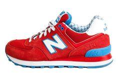 Fantástico Hombre New Balance 574 Zapatos Bronce De Cañón