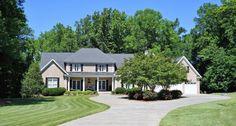 Majestic on Meadowlark Lane! Stunning 4 Bdrm / 5.5 Bath Home in #Mocksville #NC $749,900 MLS #811594 - Talk to #PamBoyle Today!