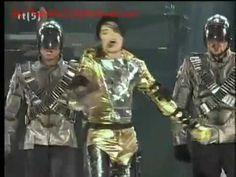 Michael Jackson History Tour Live Munich Germany (Full) - YouTube