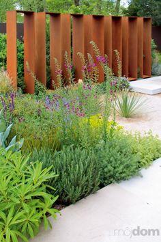 Záhrada s vôňou Čile