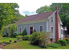 14 Hemlock Hill Rd For Sale - Litchfield, CT | Trulia New England Homes, England Houses, Connecticut, Colonial, Cabin, Bath, House Styles, Beautiful, Home Decor