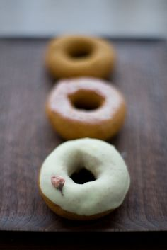 I rarely eat #doughnuts but for some strange reason I'm craving them right now! #Food