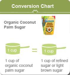 Organic Coconut Palm Sugar