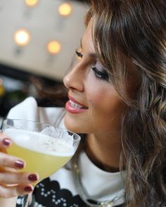 Hope you're enjoying this beautiful day. Tune in to a new episode of Celebrity TasteMakers on @PIX11 at 6pm. Cheers!