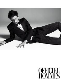 L'Officiel Hommes Korea - #Cole #Mohr by Kim Hyung Sik