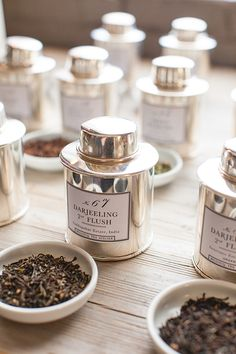 12 Artisanal Gifts Made in Brooklynfor the Foodie in Your Life - Bellocq Tea Atelier's Tea Blends  - from InStyle.com