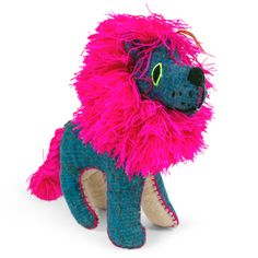 Jonathan Adler Twoolies Lion in New Finds