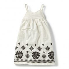 Embroidered Sundresses for Little Girls | Tea Collection
