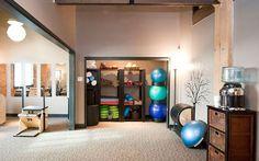 LOVE this pilates studio