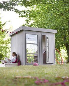 Cabane moderne-chic