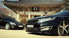 Kia e Mercedes