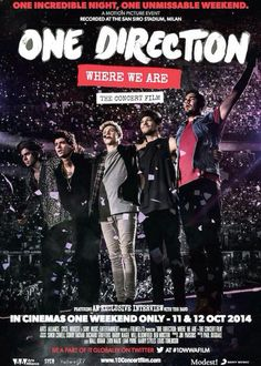 One Direction: Where We Are (Watched on 10/01/2015)